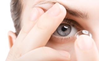 Причины возникновения конъюнктивита от контактных линз