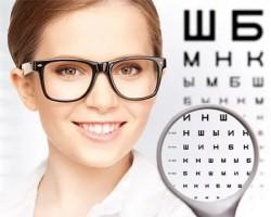 Как исправить зрение с помощью очков при катаракте