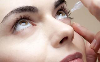Виды глазных капель от покраснения и раздражения