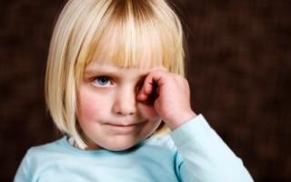 Все о глазных каплях от конъюнктивита для детей и новорожденных
