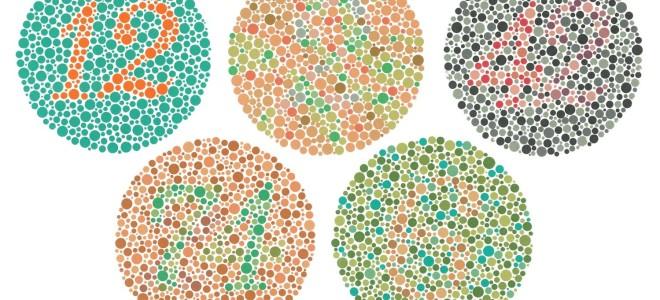 Как правильно проводить тесты на наличие дальтонизма
