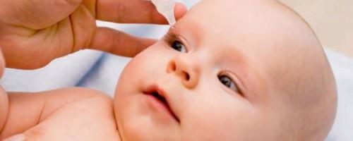 Разновидности глазных капель от конъюнктивита для детей