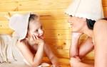 Что делать при покраснении глаз после посещения бани