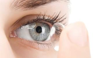 Почему краснеют глаза от контактных линз
