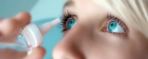 Капли для глаз от катаракты и глаукомы