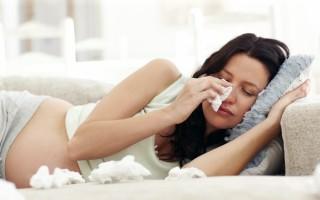 Особенности лечения конъюнктивита при беременности