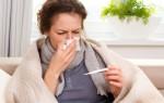 Возникновение конъюнктивита при вирусной простуде