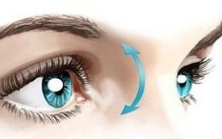 Виды упражнений для восстановления зрения при косоглазии