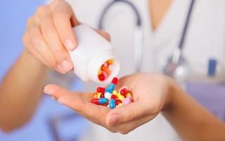 Лечение взрослых от конъюнктивита таблетками
