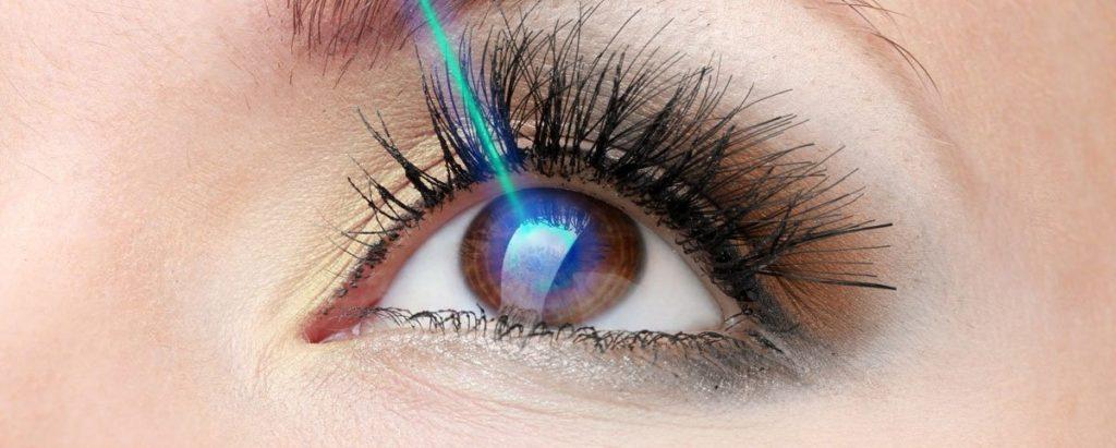 Лазерная хирургия глаз