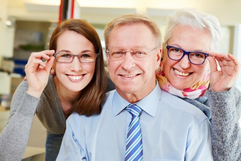 Наследсвенная катаракта
