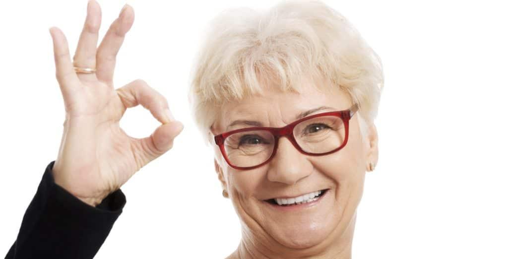 Ядерная катаракта у пожилых людей