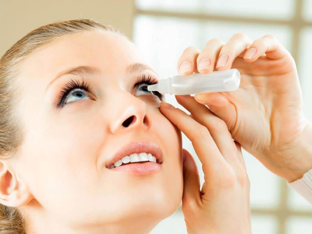 Капли для глаз при глаукоме и катаракте