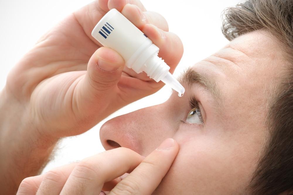 Методика закапывания глазных капель