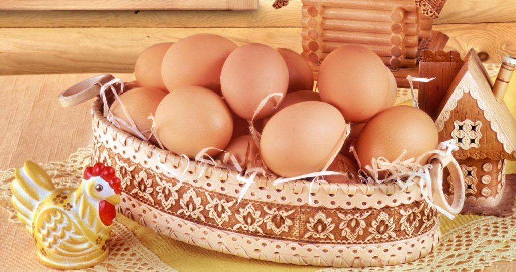 Лечение ячменя яицом