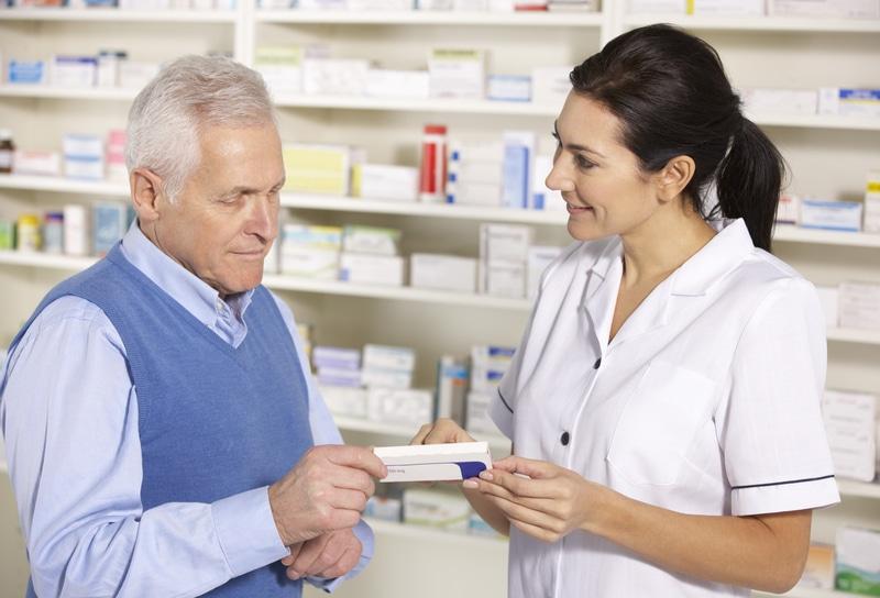 Выбор лекарств при ячмене