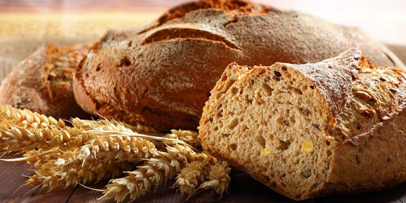 Прогревание ржаным хлебом