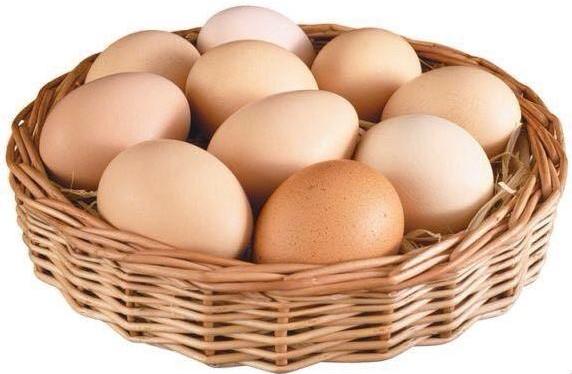 Прогревание глаза куриным яйцом
