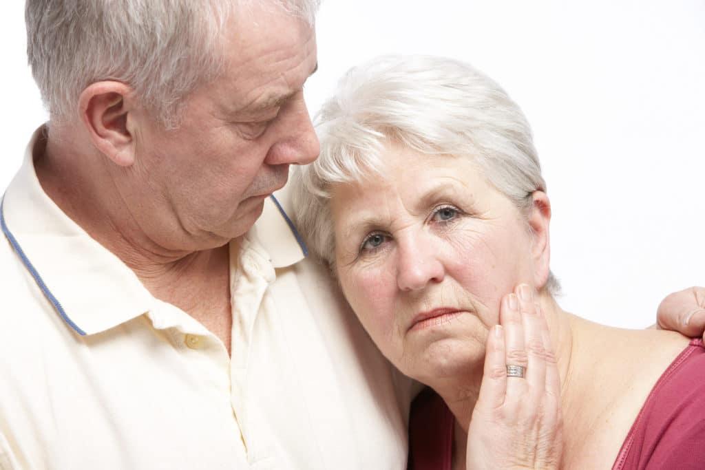 Катаракта у пожилых людей
