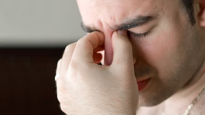 Осложнения заболевания глаз