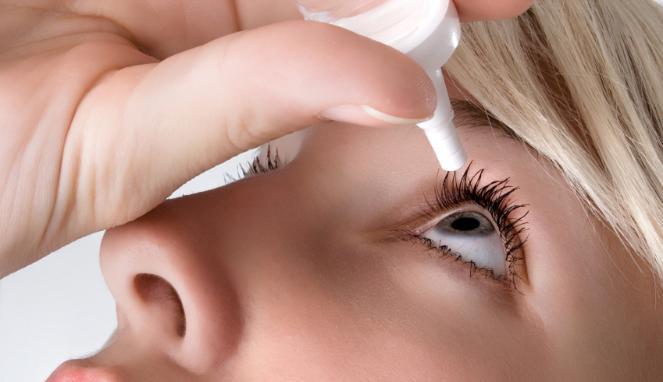 Глазные капли при заболевании ячменем