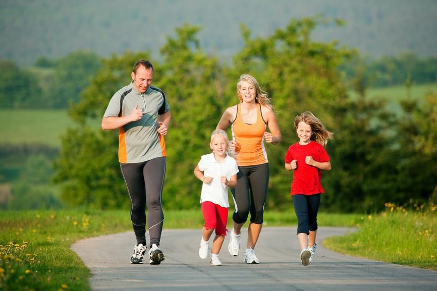 Занятие спортом для профилактики заболевания