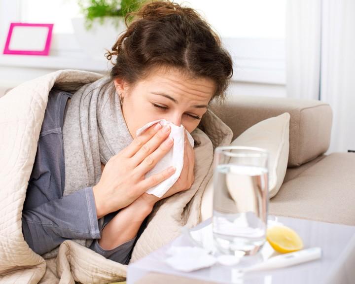 Простуда и воспаление глаз