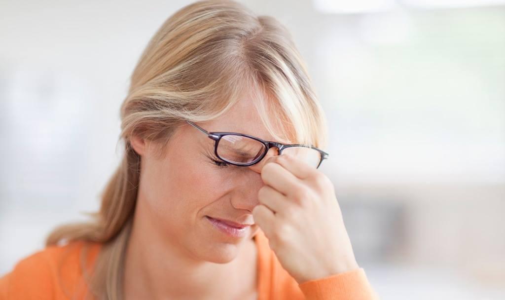 Заболевание оболочки глаза