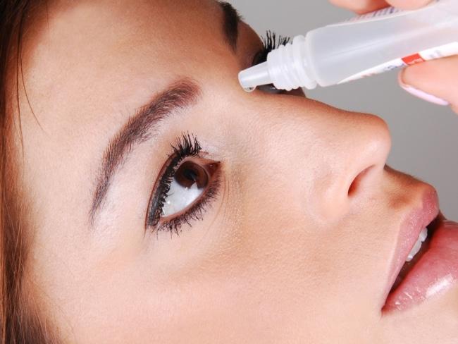 Лечение паталогии глаз каплями