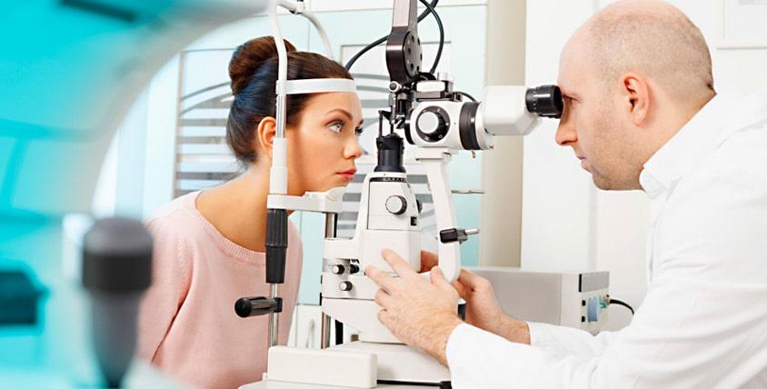 Диагностика воспаления органов зрения