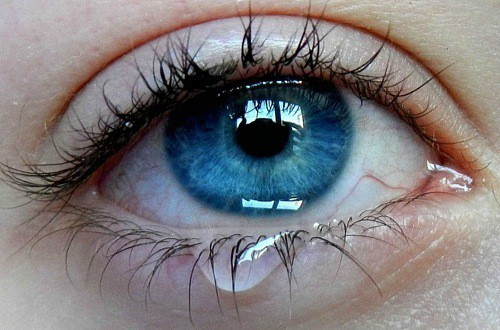 Слезоточивость глаза