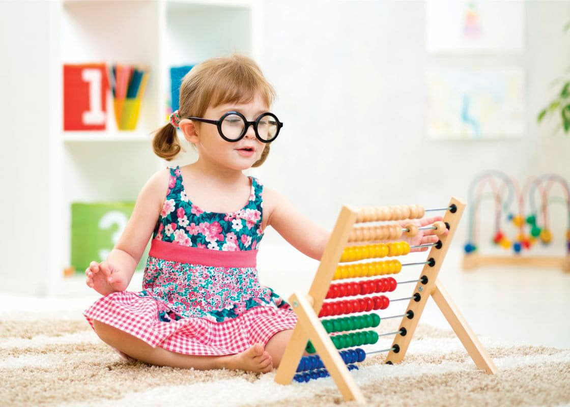 Развитие дальнозоркости у детей