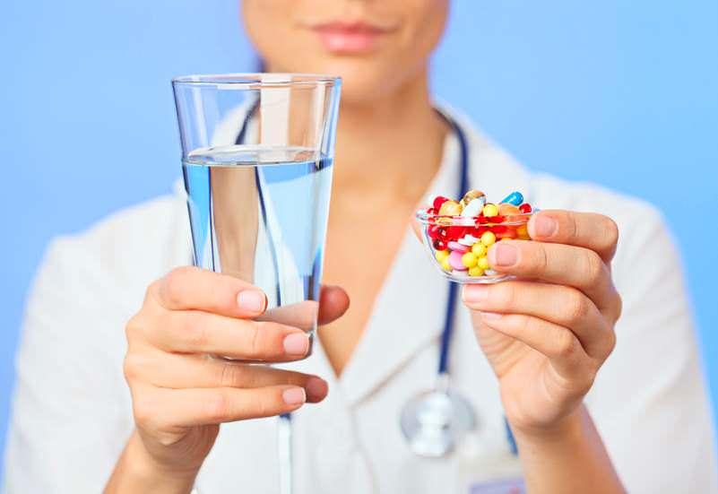 Лечение конъюнктивита таблетками