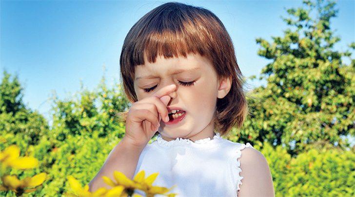 Аллергия органов зрения
