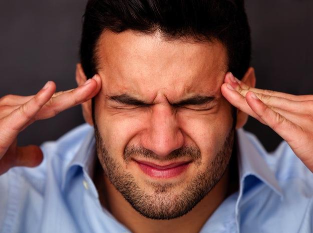 Мигрень и боль в глазах