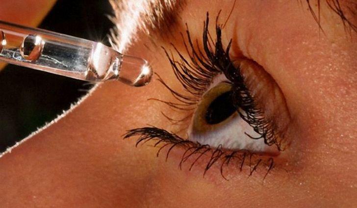 Лечение органов зрения