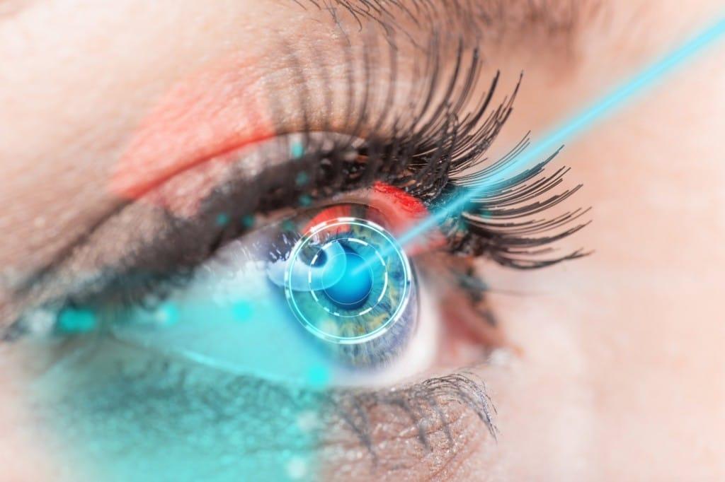 Лазерные операции при глаукоме
