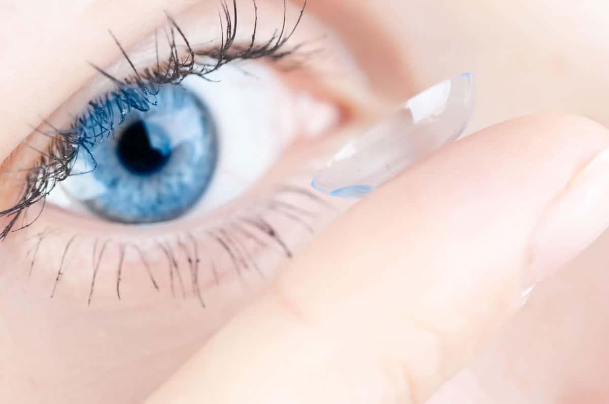 Контактные линзы для зрения