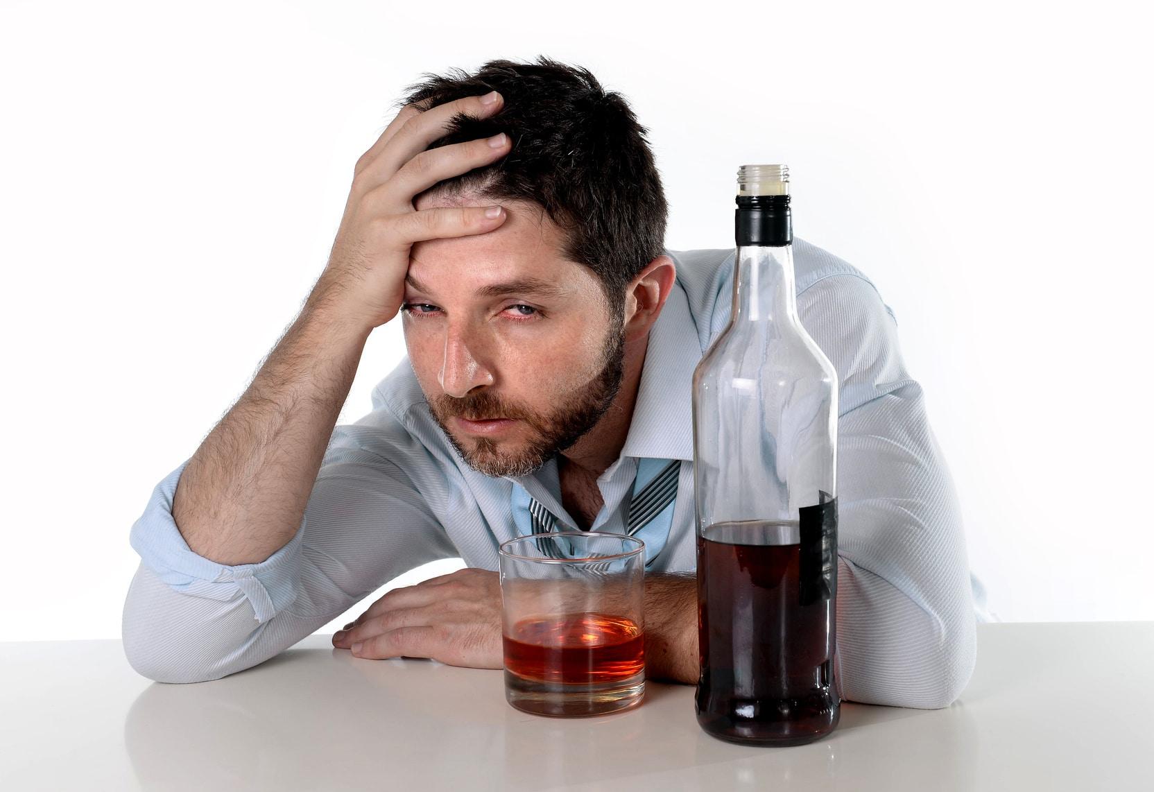 Краснота глаз после алкоголя
