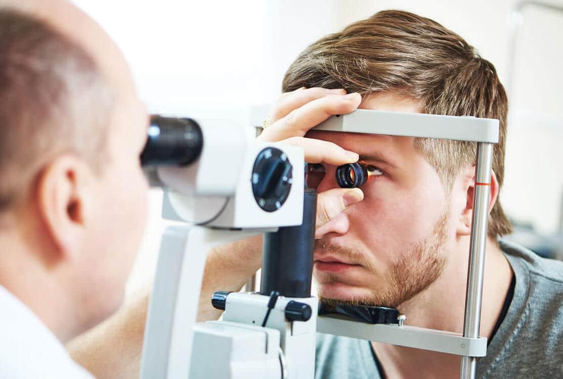 воспаление в уголке глаза возле переносицы