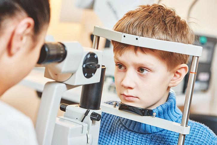 воспаление внутреннего уголка глаза
