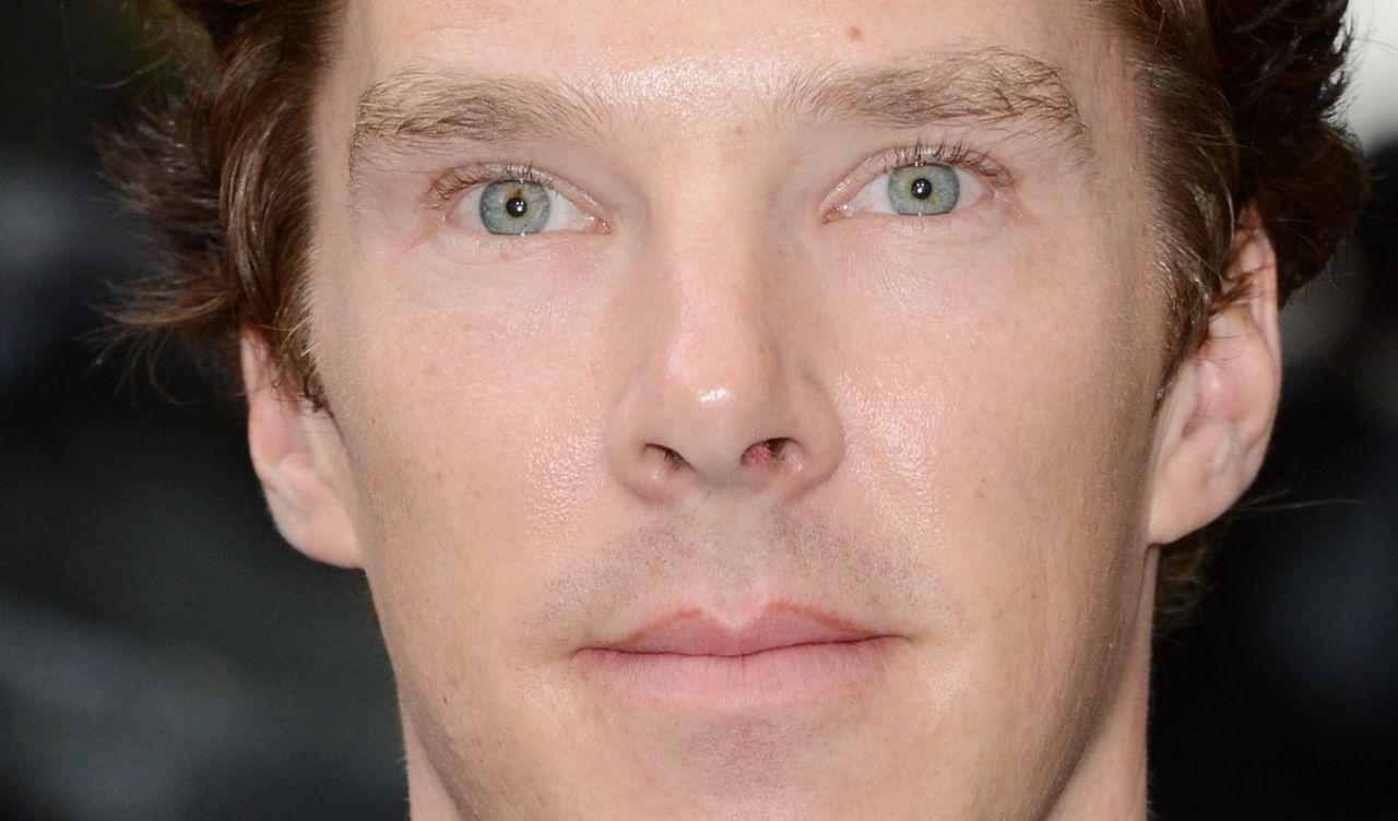 Интересный цвет глаз