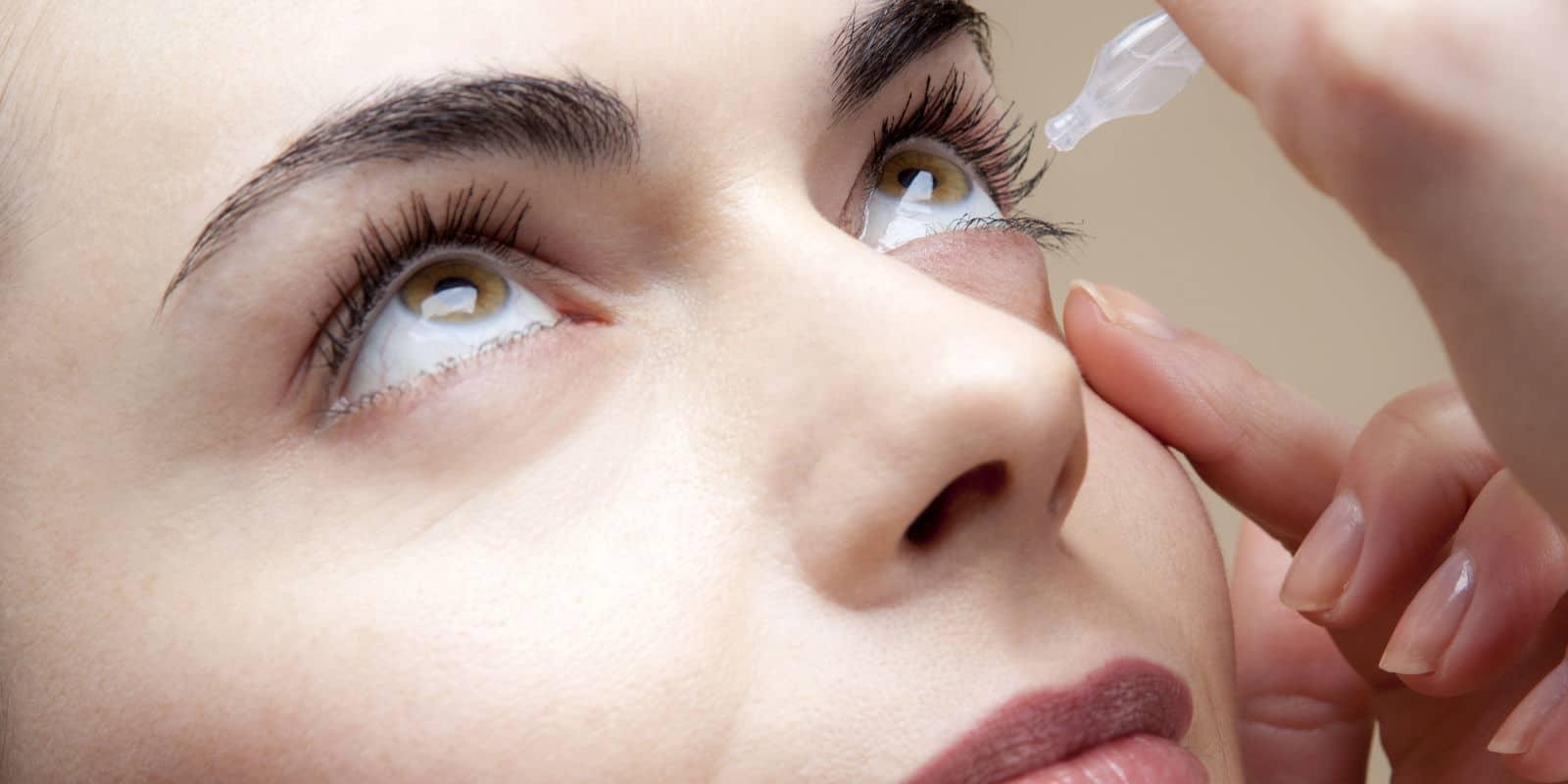 Лечение покраснения в глазу